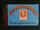 1936 American Oil Co. Presidents of the United States Complete Set in ALBUM NM