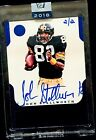 2018 Panini Honors JOHN STALLWORTH 2015 Flawless Auto Card #'d 2 2 * STEELERS