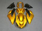 Fit for Kawasaki 2006-2011 ZX14R ZZR1400 ABS Gold Color Injection Fairing d0v-A
