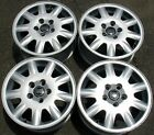 Set Of 4 VOLVO S60 V70 S80 15 SILVER FACTORY OEM LYSITHEA 70241 RIMs Wheels