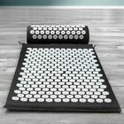 Acupressure Mat and Pillow Set Full Body Pain Stress Tension Muscle Relaxation