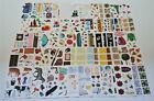 Creative Memories Block Sticker Sheet Scrapbook Stickers You Choose