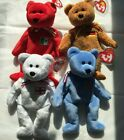 TY Beanie Baby - AMERICA,Mexico,England And Germania