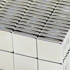Lot 10 25 50 Super Block Magnets 1x1x18 Inch Rare Earth Neodymium N50