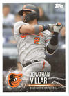 2019 Topps MLB Sticker Collection Baseball Cards 11