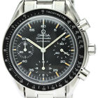 Polished OMEGA Speedmaster Automatic Steel Mens Watch 351050 BF339137