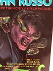 VINTAGE FIRST PRINTING 1988 HORROR PB LIVING THINGS BY JOHN RUSSO GOOD CONDITION