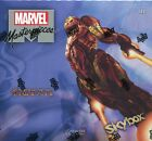 Marvel Masterpieces 2018 Factory Sealed Trading Card Hobby Box