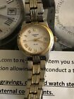 Authentic Tissot Swiss Made Silver-goldtone watch