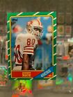 1986 TOPPS FOOTBALL COMPLETE SET -1 JERRY RICE ROOKIE CARD NM MT NICE