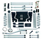 Rubicon Express RE7225 Extreme Duty Suspension Lift Kit 04 06 WRANGLER 97 06LJ