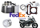 47mm Cylinder Piston Rings Kit For GY6 50cc 80cc 4 Strokes Scooter Moped
