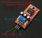 Lm317337 1.3v42v Positive Negative Adjustable Voltage Power Regulator Board