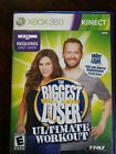 Microsoft XBOX 360 The Biggest Loser Ultimate Workout Requires KINECT Sensor