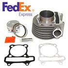 61mm Big Bore Cylinder Piston Ring Kit for GY6 Scooter ATV Quad 50cc 800CC