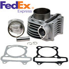 61mm Big Bore Cylinder Gasket Kits for GY6 125CC 150CC Scooter ATV Motocycle