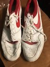 Moses Malone autograph Game Worn shoes