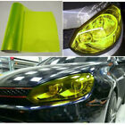 Car Headlight Taillight Fog Light Overlay Tint Protector Film Vinyl Wrap Decal