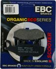 EBC SFA Organic Scooter Brake Pads Kymco/Suzuki Bet/People 250/Burgman 400