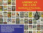 Vintage Gas Station Oil Cans ID$ Book 1 Qt Mobil Texaco