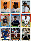2019 TOPPS ARCHIVES Complete Base Set 1 300 Tatis Alonso Guerrero Trout Jeter +