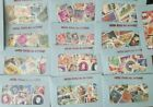 30 Used US Postage Stamps 40 100 YRS OLD All Different Book Value 500