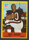 Gale Sayers Cards, Rookie Card and Autographed Memorabilia Guide 3