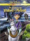 The Adventures of Ichabod and Mr Toad Disney Gold Classic Collection