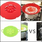 Bloom Multi Purpose Lid Silicone Cover and Spill Stopper for Pot and Pan Kitchen
