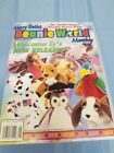 Mary BETH's Ty Beanie World Monthly 1998 Vol 1 No.6  Welcome Ty's NEW Releases