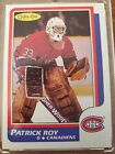 PATRICK ROY 1986-87 O-PEE-CHEE #53 ROOKIE RC OPC CANADIENS. BEAUTY!!!