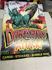 1988 TOPPS DINOSAURS ATTACK! Trading gum cards FULL WAX BOX 48 Unopened Packs