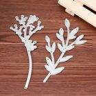 Metal Leaves Leaf Cutting Dies Stencil DIY Scrapbook Album Paper Card Embossing