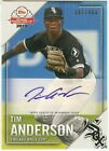 Tim Anderson 2019 Topps National Baseball Card Day Auto 301 463 WHITE SOX