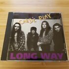 Child's Play - Long Way CD MINT Ultra Rare Raspy Rock 1993 Rock Chriplus