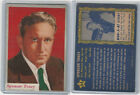 1953 Topps Who-z-at Star Trading Cards 18