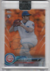 2018 Topps Clearly Authentic Baseball Cards 8