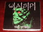 W.A.S.P.: The Sting - Limited Edition CD 2004 Snapper Classics UK Digipak NEW