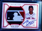 2019 Topps Definitive Collection Baseball Cards 25