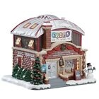 Lemax Christmas Village Collection Pleasant Valley Community Center Bingo New
