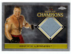 Brock Lesnar Cards, Rookie Cards and Autographed Memorabilia Guide 9