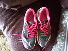 Women shoes Puma brand size 95 gray and pink