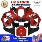 MS Injection Mold Red Fairing Kit Fit for Honda 2002 2003 CBR954RR 900RR g001
