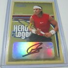 2006 Ace Authentics #65 RAFAEL NADAL Heroes & Legends Signed Auto Card #016 100
