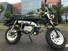 Motorcycle exhaust silencer scooter dirt pit bike monkey bikes parts z50 50cc