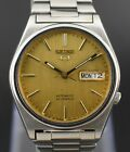Authentic Vintage Seiko 5 Automatic 23 Jewels CAL.7S36A Day Date Men's Watch