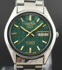 Authentic Vintage Seiko 5 Automatic 17 Jewels CAL.6309A Day Date Men's Watch