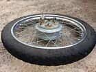 Kinetic moped Scooter front wheel with tire 2 1 4 16
