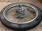 Kinetic moped Scooter rear wheel with tire 2 1 4 16