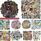 50 100Pcs Mixed Style Bomb Vinyl Laptop Skateboard Stickers Luggage Decals New